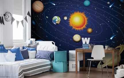 Boys Wallpaper Bedroom Wall Murals Wallsauce USA