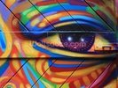 The Eye wall mural thumbnail