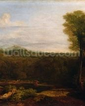 Echo and Narcissus, c.1804 wall mural thumbnail