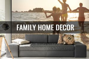 Family Home Decor: Making your home decor family friendly