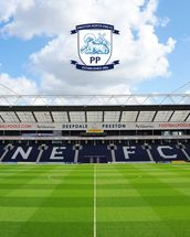 Deepdale Invincibles Stand wallpaper mural thumbnail