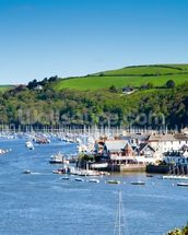 Kingswear Devon wall mural thumbnail