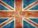 Union Flag wall mural thumbnail