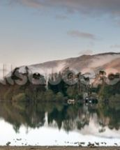 Derwent Water, Lake District wallpaper mural thumbnail
