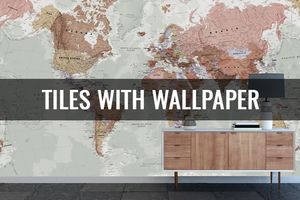 Tiles & Wallpaper: A Match Made in Heaven?