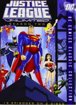 Justice League DVD Box Set