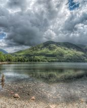 Buttermere mural wallpaper thumbnail