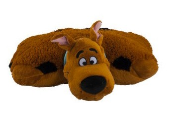 scooby pillow pet