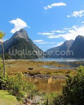 Milford Sound View wallpaper mural thumbnail