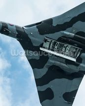 Vulcan Bomber Final Run mural wallpaper thumbnail