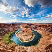 Horseshoe Grand Canyon wall mural thumbnail