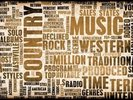 Country Music wall mural thumbnail
