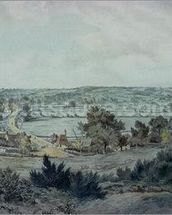 The Valley of the Stour, with Stratford St.Mary in the distance mural wallpaper thumbnail