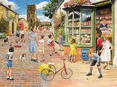 The Sweet Shop mural wallpaper thumbnail