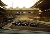 Abu Dhabi Grand Prix 2013 wallpaper mural thumbnail