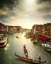 Grand Canal wall mural thumbnail