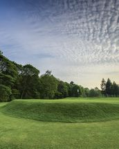 Wortley Sunset, Wortley Golf Club, South Yorkshire, England wallpaper mural thumbnail