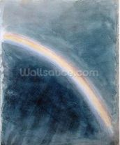 Sky Study with Rainbow, 1827 (w/c on paper) wallpaper mural thumbnail