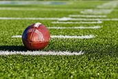 Football Field mural wallpaper thumbnail