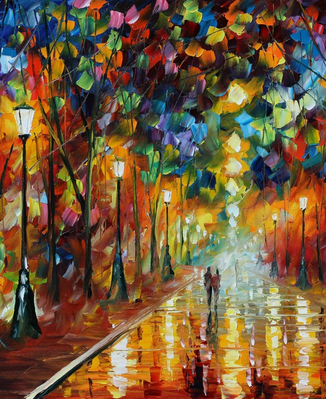 Why We Love Leonid Afremov