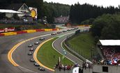 Radillion, Spa-Francorchamps 2013 wall mural thumbnail