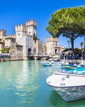 Lake Garda wallpaper mural thumbnail