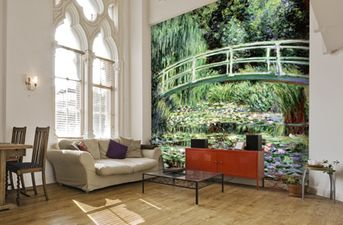 famous paintings & fine art wall murals & wallpaper | wallsauce usa