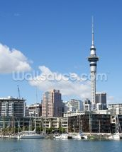 Auckland Cityscape wall mural thumbnail