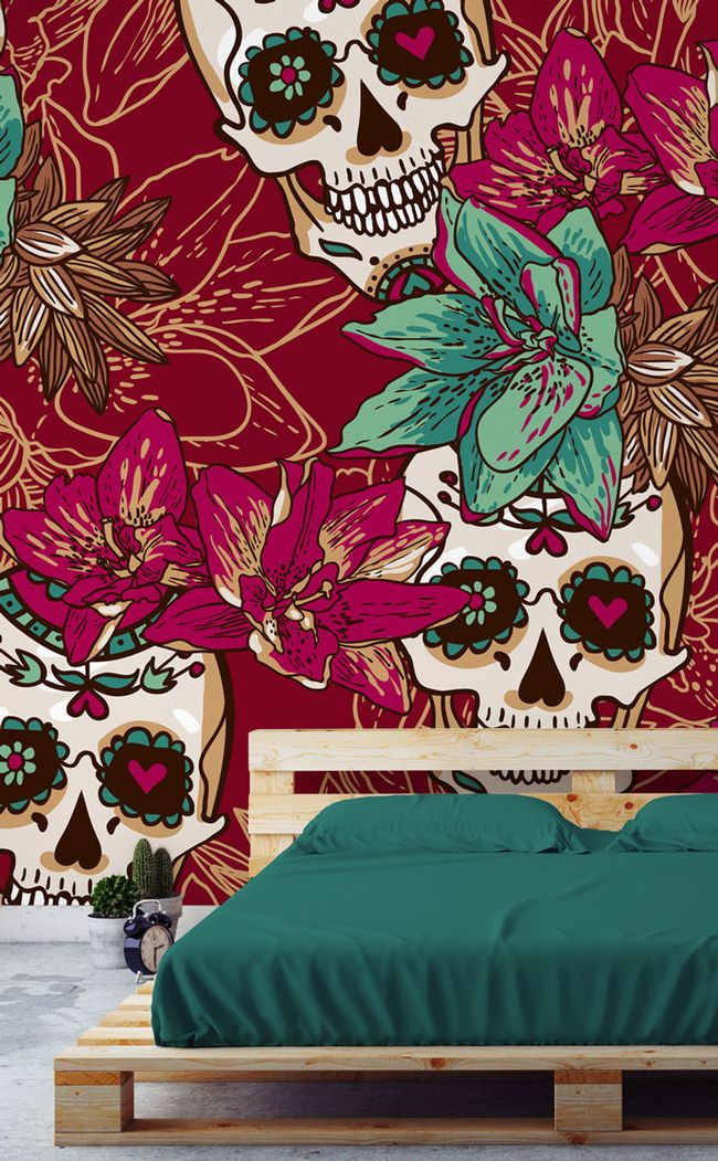 Cool Skull Wallpaper Designs You Will Love