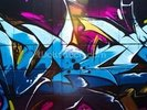 Graffiti - Urban wall mural thumbnail