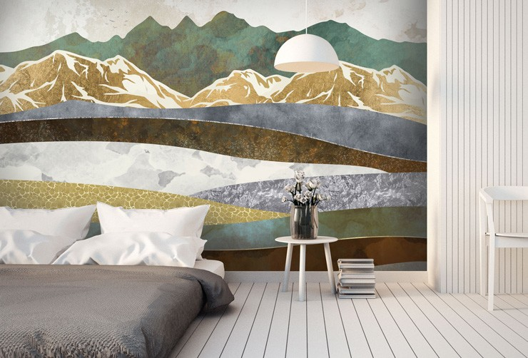 Winter-Hills-Mural-by-SpaceFrog-Designs