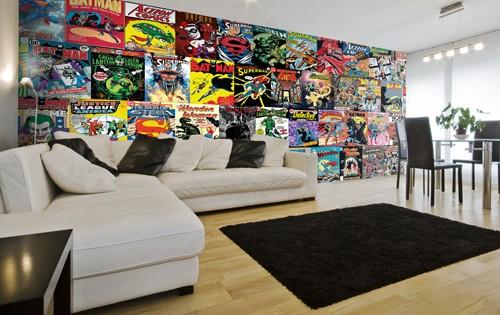 Top 10 wall murals for living rooms | Wallsauce UK