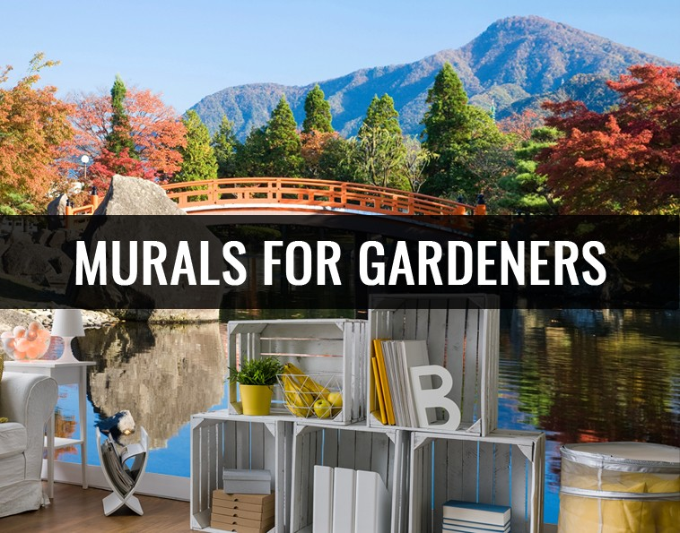 Beau Murals For Gardeners