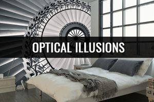 [Trend Alert] Mind Blowing Optical Illusion Decorations