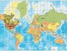World Map wall mural thumbnail