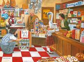 Open All Hours wall mural thumbnail