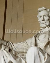 Abraham Lincoln mural wallpaper thumbnail