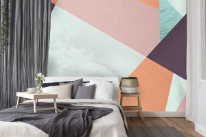 Geometric Wallpaper: A design for every home