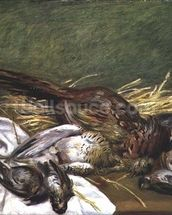Pheasant and Thrushes, 1902 mural wallpaper thumbnail