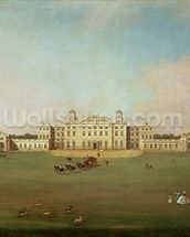 Badminton House, Gloucestershire wallpaper mural thumbnail