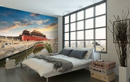 China Wallpaper Wall Murals Wallpaper