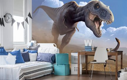 Dinosaur Wallpaper Wall Murals Wallpaper