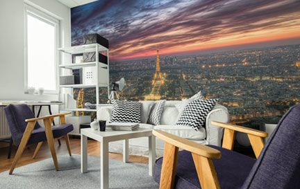 Paris Wallpaper Wall Murals Wallpaper