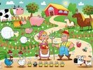 Country Farm wall mural thumbnail