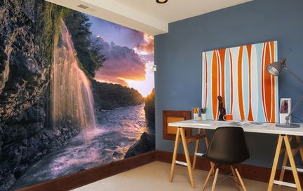 Waterfall Wallpaper Wall Murals Wallpaper