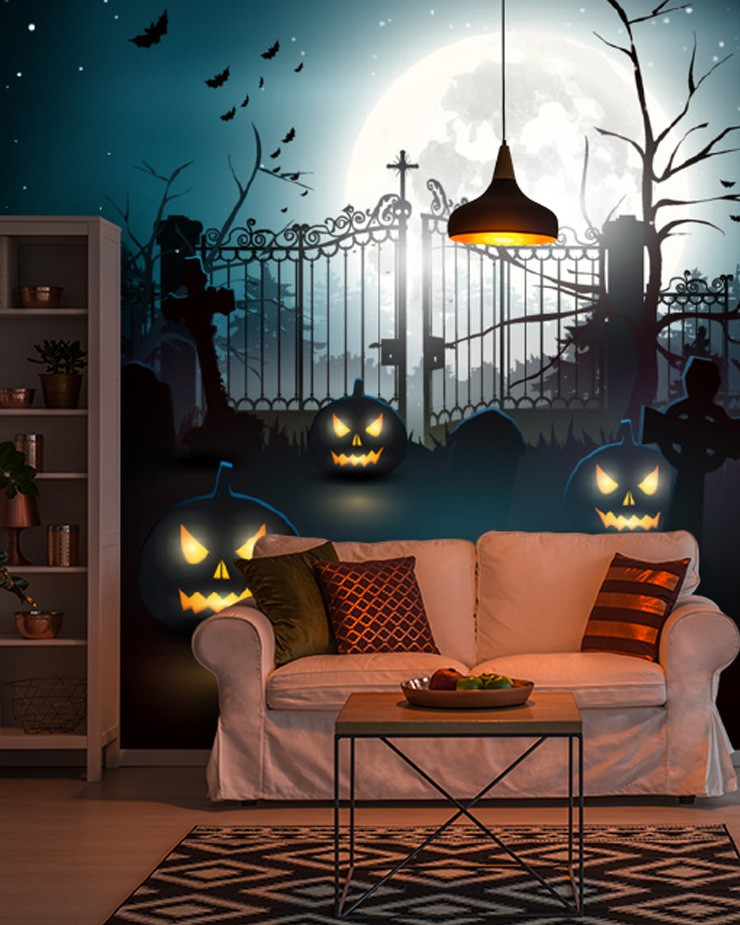 peel-and-stick-halloween-mural