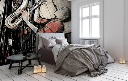 Music Wallpaper Murals Wall Murals Wallpaper