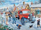 The Coalman mural wallpaper thumbnail