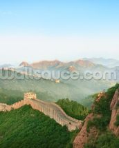 Great Wall of China Landscape mural wallpaper thumbnail