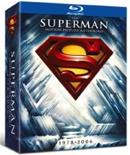 Superman movie anthology dvd